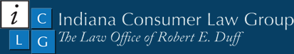 Logo of Indiana Consumer Law Group/The Law Office of Robert E. Duff